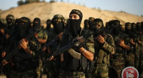 ISLAMIC JIHAD URGES FACTIONS TO ESCALATE RESISTANCE AFTER ARSON ATTACK