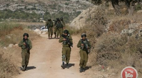 ISRAELI FORCES SHOOT, INJURE PALESTINIAN AFTER SUSPECTED CAR ATTACK