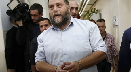 LEADER OF EXTREMIST ISRAELI ORGANIZATION CALLS FOR TORCHING CHURCHES