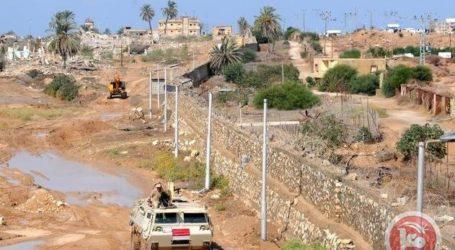 SOURCES: EGYPT TO CREATE 'FISH FARMS' ALONG GAZA BORDER