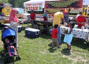 AMERICAN MUSLIM YOUTH COMMUNITY ORGANIZES ANNUAL HALAL FOOD FESTIVAL