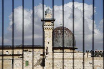 PALESTINIAN OFFICIAL: ISRAEL CLOSES GATES OF AL-AQSA MOSQUE