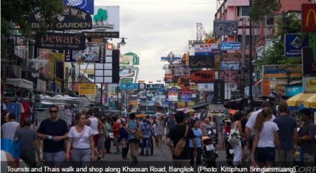 TOURISTS AVOID THAILAND AFTER BANGKOK BOMBING