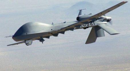 Hamas Fighters Shoot Down Israeli Drones in Gaza