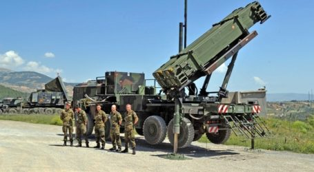 GERMANY WITHDRAW ITS BALLISTIC MISSILES FROM TURKEY