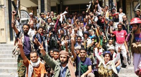 YEMENI LOYALIST FORCES RETAKEN SEVERAL FACILITIES IN TAEZ