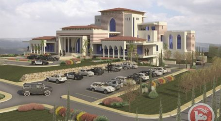 PA DENIES CLAIMS OF $13 MILLION PERSONAL PRESIDENTIAL PALACE