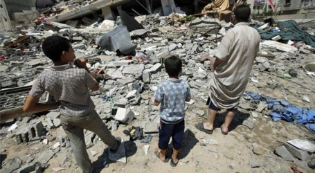 PETITION PUSHES FOR END TO ISRAEL'S GAZA BLOCKADE