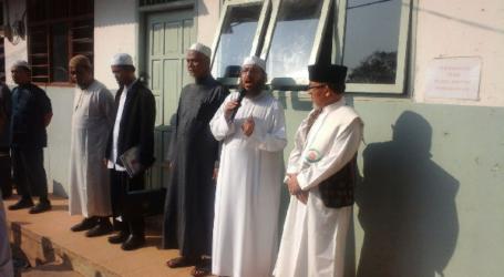 SAUDI ULEMA CALLS ON MUSLIMS TO UNITE AND LIBERATE AL AQSA