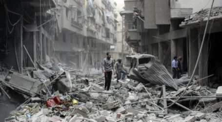 REGIME COMMITTING WAR CRIMES IN BESIEGED  SYRIA AREA : AMNESTY