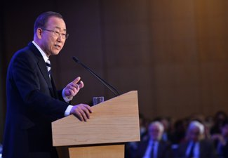 UN CHIEF URGES PROSECUTION OF THOSE BEHIND SYRIA CHEMICAL ATTACKS