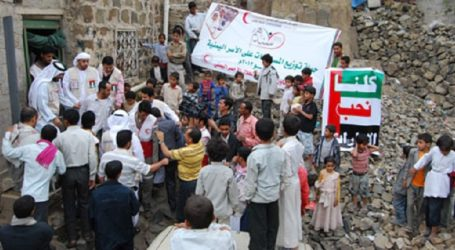 UAE RANKS 1ST GLOBALLY AS THE LARGEST AID DONOR TO YEMEN