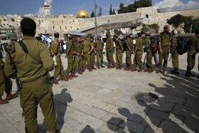NEARLY 1000 SETTLERS STORMED AL-AQSA MOSQUE ON JULY