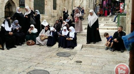 ISLAMIC-CHRISTIAN COMMITTEE WARNS AGAINST OUTLAWING PALESTINIANS AT AL-AQSA