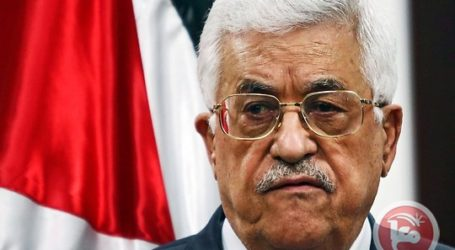ABBAS HAS 'NO INTENTION' OF STANDING IN COMING PLO ELECTION