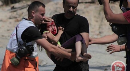 NABLUS POLICE CHIEF, 3-YEAR-OLD DAUGHTER INJURED BY ISRAELI FIRE