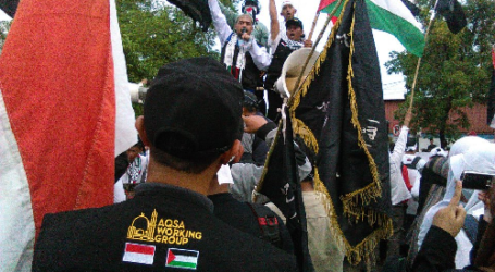 INDONESIAN GOVERNMENT URGED TO HELP STOP ISRAELI ATTACKS ON AL-AQSA