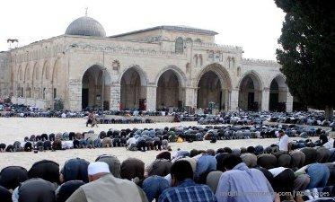 ISRAEL SURPRISED BY PERSISTENCE OF PALESTINIANS AT AL-AQSA
