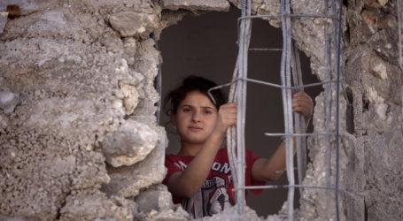 13,000 PALESTINIAN STRUCTURES UNDER DEMOLITION THREAT