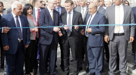 HAMDALLAH INAUGURATES FIRST STAGE OF BETHLEHEM INDUSTRIAL PARK