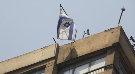 ISRAEL REOPENS EMBASSY IN CAIRO AFTER THREE YEARS CLOSSED