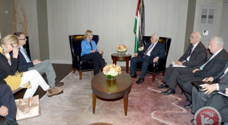 ABBAS WARNS INTERNATIONAL LEADERS OF 'DANGER' OVER AQSA CLASHES