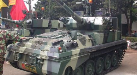 INDONESIA RAISES MILITARY BUDGET