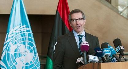 LIBYA PEACE TALKS RESUME IN GENEVA