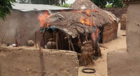 BOKO HARAM CAMPS DESTROYED IN NIGERIA: ARMY