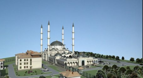 TURKEY TO BUILD CRIMEA'S LARGEST MOSQUE