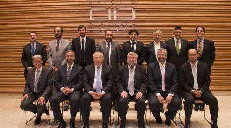 JEWS, MUSLIMS IN EUROPE CREATE LEADERSHIP COUNCIL