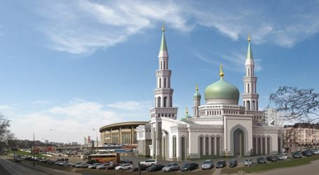MOSCOW CENTRAL MOSQUE TO OPEN ON EID ADHA