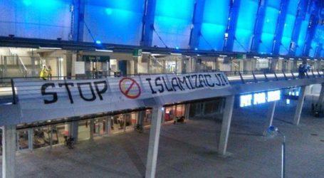 STOP ISLAMIZATION: POLISH FOOTBALL FANS ON REFUGEES