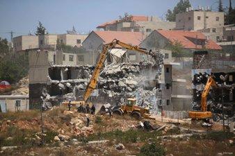 UN: ISRAEL TO DEMOLISH 13,000 PALESTINIAN BUILDINGS