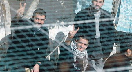 EIGHT PRISONERS IN ISRAELI JAILS ON HUNGER STRIKE FOR NEARLY TWO WEEKS
