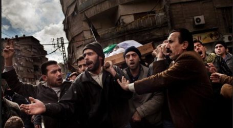 MORE THAN THREE THOUSAND PALESTINIAN REFUGEES DIED IN SYIRIA