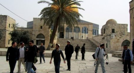"ISRAEL PLANNING ""UNPRECEDENTED"" BREAK-INS INTO AL-AQSA"