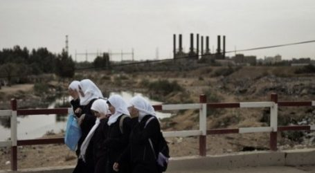 GAZA ELECTRICITY LINES DISCONNECTED, DEEPENING ENERGY CRISIS