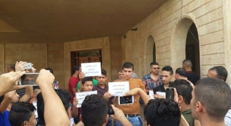 UNCHR CLOSES ITS DOORS IN FACE OF PALESTINIAN REFUGEES IN BAGHDAD