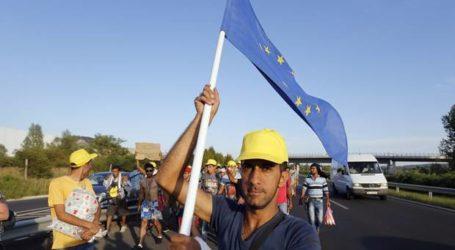 GERMANY, FRANCE TO SHARE 55,000 REFUGEES UNDER EU PLAN