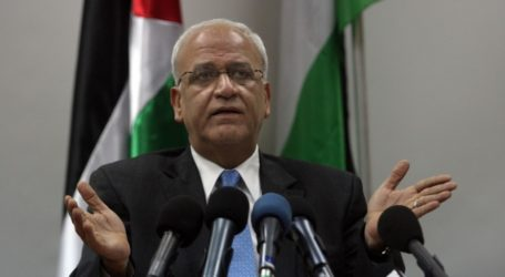 TOP PALESTINIAN OFFICIAL SLAMS OBAMA'S SPEECH FOR IGNORING PALESTINE ISSUE