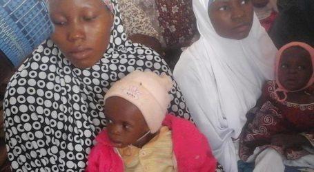 1.4 MILLION CHILDREN FORCED TO FLEE CONFLICT IN NIGERIA