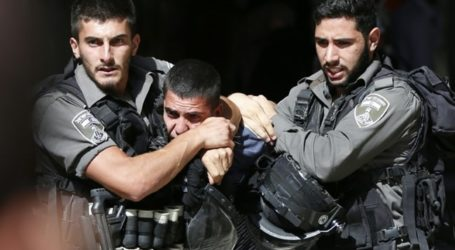 650 PALESTINIANS DETAINED BY ISRAELI FORCES IN OCTOBER