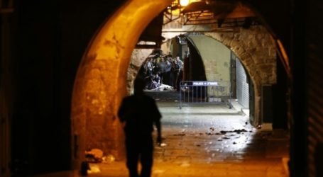 ISRAELI SHOOTS, INJURES PALESTINIAN WOMAN AFTER STAB ATTACK