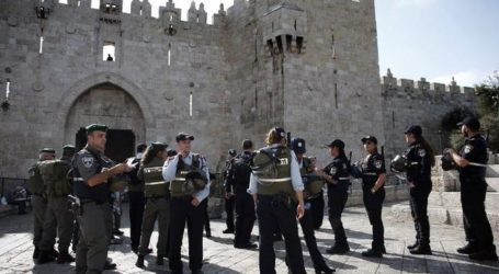 Palestinian Youths Succeed in Forcing Israeli to Reopen Damascus Gate