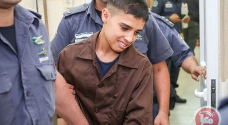 ISRAELI COURT CHARGES PALESTINIAN TEEN, 13, WITH ATTEMPTED MURDER