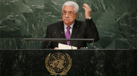PALESTINE 'NO LONGER BOUND' BY AGREEMENTS WITH ISRAEL