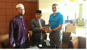 SOUTH AFRICAN ULEMA WANTS TO STUDY ABOUT ISLAM IN INDONESIA