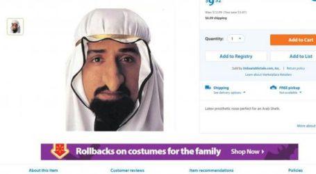 HALLOWEEN ANTI-MUSLIM COSTUME DROPPED
