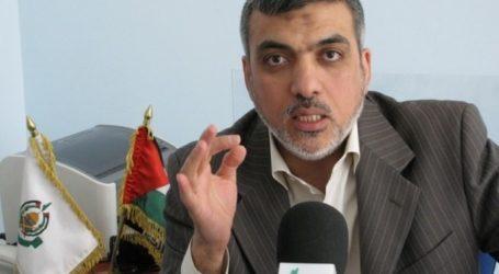 HAMAS CALLS FOR STEPPING UP RESISTANCE AGAINST ISRAELI TERRORISM AT AL-AQSA